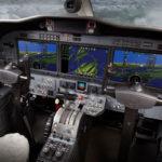 Cessna Citation CJ2 + получил Pro Line Fusion