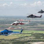 Четыре прототипа Bell 525 налетали 1800 часов