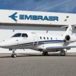 Embraer впервые поставил Praetor 500 «на родину»