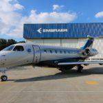 Embraer завершает первую модернизацию Praetor 500 в Европе