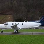 Goldeck-Flug получает свой первый Pilatus PC-12NGX