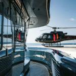Миллиардер Олег Тиньков купил новый вертолет Airbus для своей яхты-ледокола