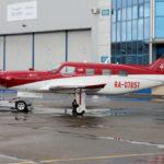 В РФ началась эксплуатация первого Piper M600 SLS