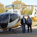 В российском небе появился очередной Airbus H130